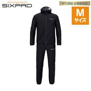 正規品 MTG シックスパッド サウナスーツ Mサイズ SIXPAD Sauna Suit SS-AW00B|PCあきんど