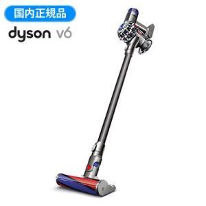 ダイソン 掃除機 サイクロン式 Dyson V6 Fluffy+ コードレスクリーナー SV09MHCOM