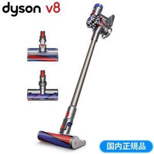 ダイソン 掃除機 サイクロン式 Dyson V8 Absolute コードレスクリーナー SV10ABL アブソリュート