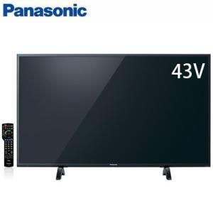 パナソニック 43V型 液晶テレビ 4Kチューナー内蔵ビエラ HDR対応 GX500シリーズ TH-...