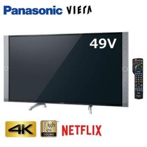 パナソニック 4K対応 49V型 液晶テレビ ビエラ VIERA DX850 TH-49DX850|pc-akindo
