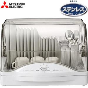 三菱電機 食器乾燥機 TK-TS5-W ホワイト キッチンドライヤー