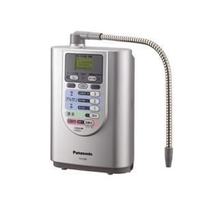パナソニック アルカリイオン整水器 TK7208P-S 5つの水を生成・2色水信号機能