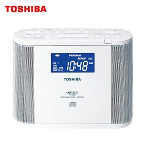 東芝 CDクロックラジオ TY-CDR8-W ...の関連商品9