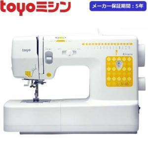 TOYOミシン ロックカッター内蔵ミシン Kiruru TY504RC pc-akindo
