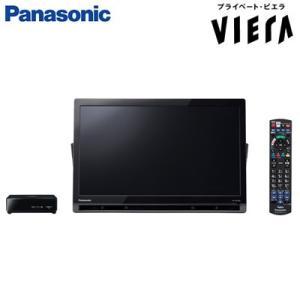 パナソニック 19V型 ポータブル 液晶テレビ プライベート・ビエラ UN-19CFB9-K ブラッ...