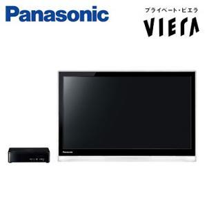 パナソニック 19V型 ポータブル液晶テレビ プライベート・ビエラ 地デジ・BS・CS対応 UN-19F6-K ブラック