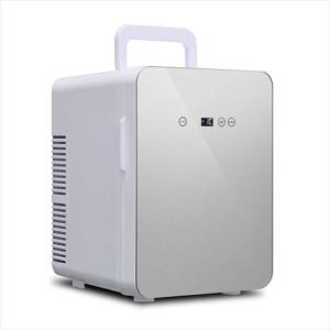 ベルソス 9L ダブルペルチェ冷温庫 AC・DC電源 VS-409SV シルバー PCあきんど
