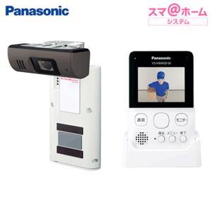 配線工事やワイヤレスドアカメラとモニター親機の設定が不要 玄関ドアに簡単取付