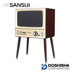 ドウシシャ 20V型 液晶テレビ ハイビジョンLED液晶テレビ 地上・BS・110度CSデジタル放送対応 VT203-BR