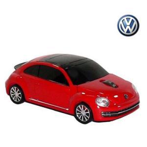 LANDMICE フォルクスワーゲン ビートル 無線マウス 2.4G ワイヤレス VW-BEETLE-RE レッド|pc-akindo