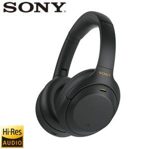 SONY ヘッドホン ワイヤレス ノイズキャンセリング ステレオヘッドセット ハイレゾ対応 Bluetooth WH-1000XM4-B ブラック|PCあきんど