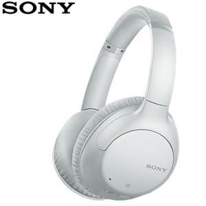 ソニー ヘッドホン ワイヤレスノイズキャンセリングステレオヘッドセット WH-CH710N-W ホワイト SONY|PCあきんど