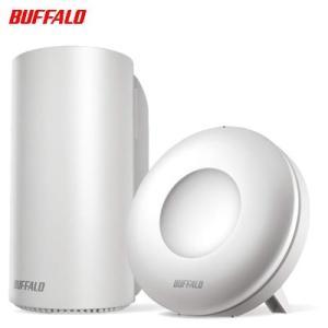 バッファロー Wi-Fiルーター AirStation connect スターターキット 無線LAN...