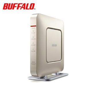 バッファロー 無線LANルーター AirStation 11ac対応 1733+800Mbps Wi-Fiルーター ビームフォーミングEX WSR-2533DHP-CG シャンパンゴールド