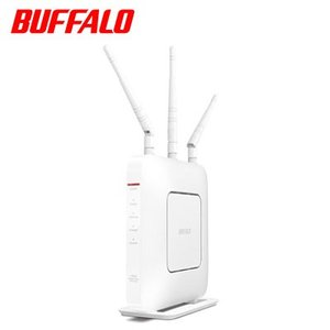 バッファロー 11ac対応 1300Mbps + 600Mbps 無線LANルーター Wi-Fiルーター AirStation HighPower Giga WXR-1900DHP2 ビームフォーミング