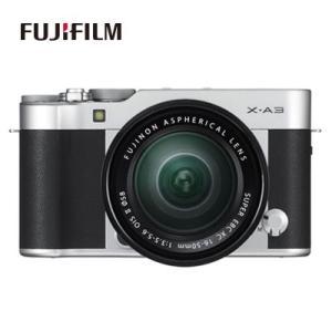 FUJIFILM ミラーレス一眼カメラ レンズキット X-A...