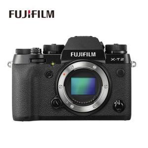 FUJIFILM ミラーレス一眼カメラ X-T2 ボディ 富...
