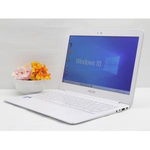 ノートパソコン Office付 中古 送料無料 ポイント5倍 Windows10 ASUS UX30...