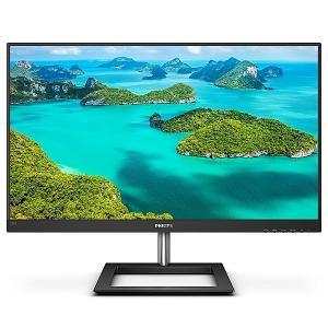 【在庫目安:お取り寄せ】 PHILIPS 278E1A/11 27型ワイド液晶ディスプレイ ブラック 5年間フル保証(4K/ DP/ HDMI/ スピーカー搭載)|pc-express