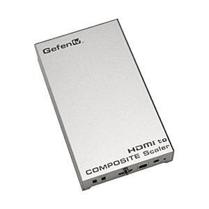 【在庫目安:お取り寄せ】 Gefen GTV-HDMI-2-COMPSVIDSN HDMI to コンポジットコンバーター|pc-express