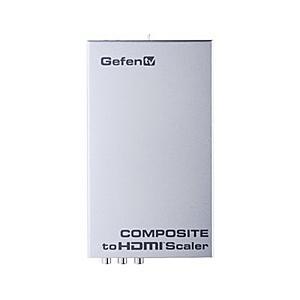 【在庫目安:お取り寄せ】 Gefen GTV-COMPSVID-2-HDMIS コンポジット to HDMI変換器|pc-express