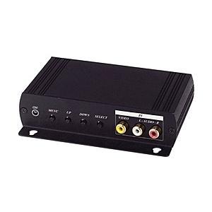 【在庫目安:お取り寄せ】 ジョブル AD001HH コンポジット映像→高解像度VGA変換器 HDMI出力対応タイプ|pc-express