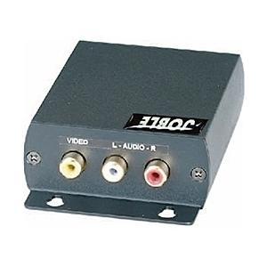 【在庫目安:お取り寄せ】 ジョブル HC01 HDMI・DVI→コンポジット映像・音声コンバーター|pc-express