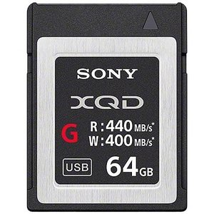 【在庫目安:僅少】SONY  QD-G64E XQDメモリー...