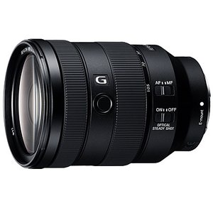 【在庫目安:お取り寄せ】 SONY(VAIO) SEL24105G Eマウント交換レンズ FE 24-105mm F4 G OSS|pc-express
