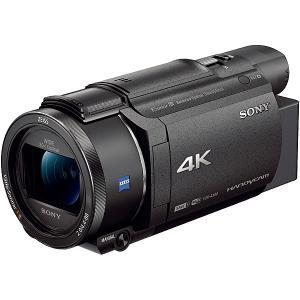 【在庫目安:僅少】 SONY(VAIO) FDR-AX60/B デジタル4Kビデオカメラレコーダー ...