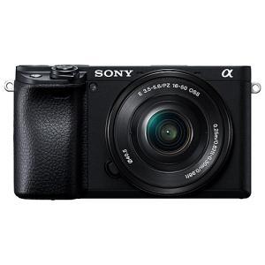 【在庫目安:お取り寄せ】 SONY(VAIO) ILCE-6400L/B デジタル一眼カメラ α64...