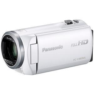 【在庫目安:あり】Panasonic  HC-V480MS-...