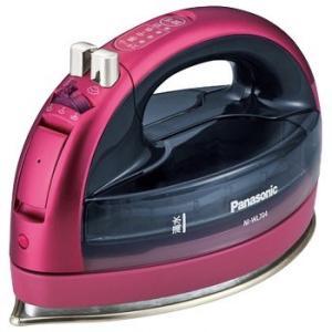 【在庫目安:あり】Panasonic  NI-WL704-P コードレススチームアイロン (ピンク)