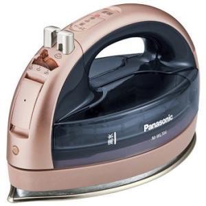 【在庫目安:僅少】Panasonic  NI-WL704-PN コードレススチームアイロン (ピンクゴールド)