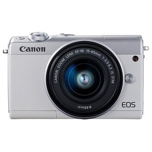 【在庫目安:あり】 Canon 2210C014 ミラーレスカメラ EOS M100・EF-M15-...