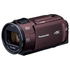 【在庫目安:お取り寄せ】Panasonic  HC-WZX2M-T デジタル4Kビデオカメラ (カカオブラウン)|pc-express