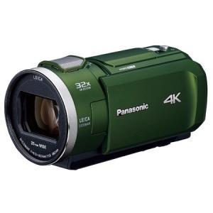【在庫目安:僅少】Panasonic  HC-VZX2M-G デジタル4Kビデオカメラ (フォレストカーキ)|pc-express