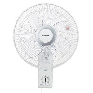 【在庫目安:お取り寄せ】 東芝 TF-30HK24(W) 30cm壁掛扇風機(ひも式) ホワイト|pc-express