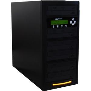 【在庫目安:お取り寄せ】コムワークス  VP-5C-DN DVDデュプリケーター VP写楽 1:5 海外製ドライブ HDDレスモデル