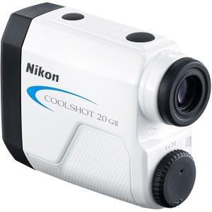 【在庫目安:僅少】 Nikon LCS20G2 携帯型レーザー距離計 COOLSHOT 20 GII
