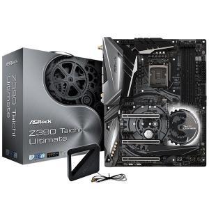 【在庫目安:お取り寄せ】 ASRock Z390 Taichi Ultimate Intel Z39...