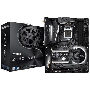 【在庫目安:お取り寄せ】 ASRock Z390 Taichi Intel Z390チップセット搭載...