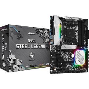 B450 Steel Legend ASRock B450 Steel B450SteelLegen...