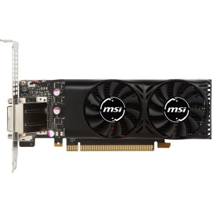 GEFORCE GTX1050TI 4GT LP MSI Computer GEFORCE GTX1...