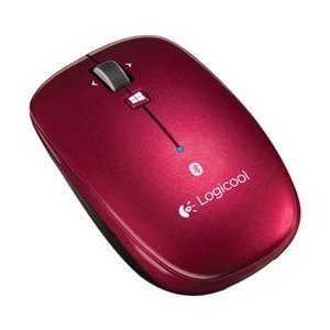 M557RD Logicool ロジクール Logitech Bluetoothマウス レッド