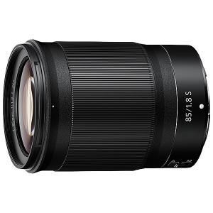 【在庫目安:お取り寄せ】 Nikon NZ85 1.8 NIKKOR Z 85mm f/ 1.8 S pc-express