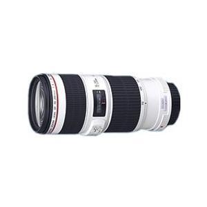 【在庫目安:お取り寄せ】Canon  1258B001 EF70-200mm F4L IS USM (ケース、フード付き)
