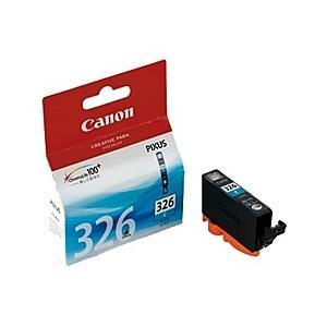 【在庫目安:あり】 Canon 4536B001 メーカー純正 インクタンク BCI-326C シアン|pc-express