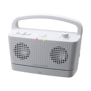 【在庫目安:お取り寄せ】オーディオテクニカ  AT-SP767TV WH SOUND ASSIST デジタルワイヤレスステレオスピーカーシステム ホワイト